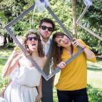 La photo de fin de séance, mes mariés chouchoux et moi