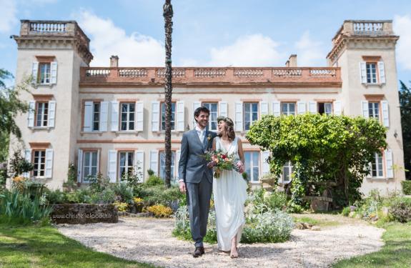 Se marier au Château du Calaoué