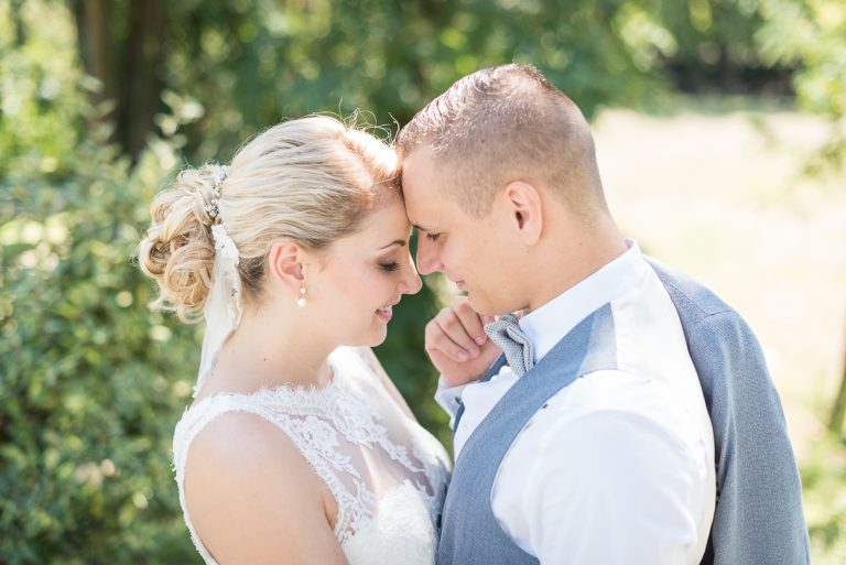 Mariage rétro au Manoir du Prince