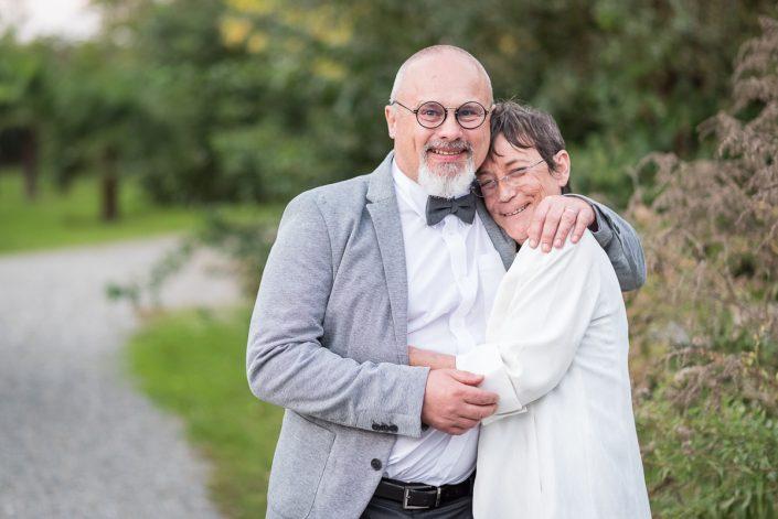 Photo de mariage émouvant à Toulouse - Christelle Lacour Photographe