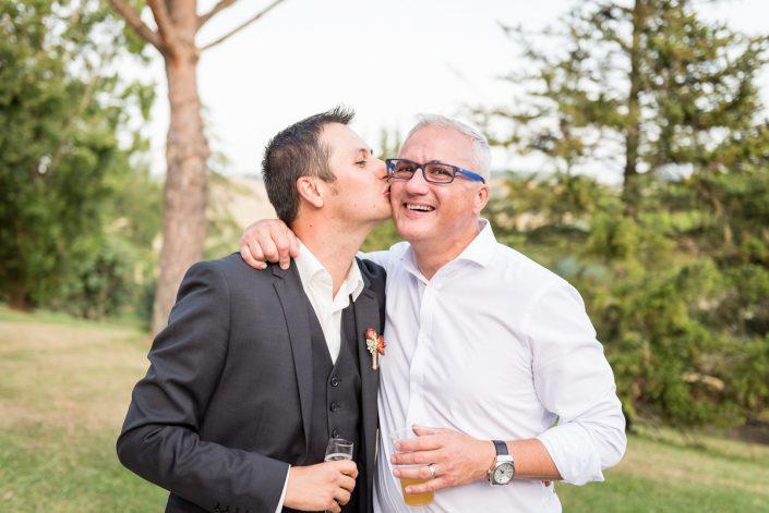 Mariage au domaine de Pagayrac, portraits sur le vif des invités - Christelle Lacour Photographe