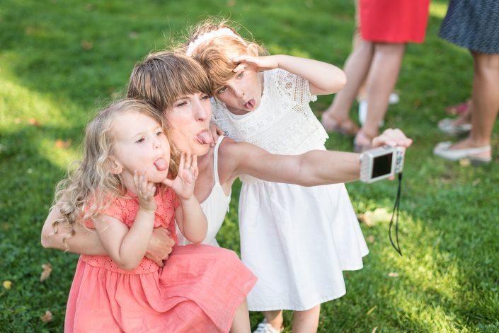 Photo des invités lors d'un mariage dans le Tarn à Lavaur, Christelle Lacour Photographe