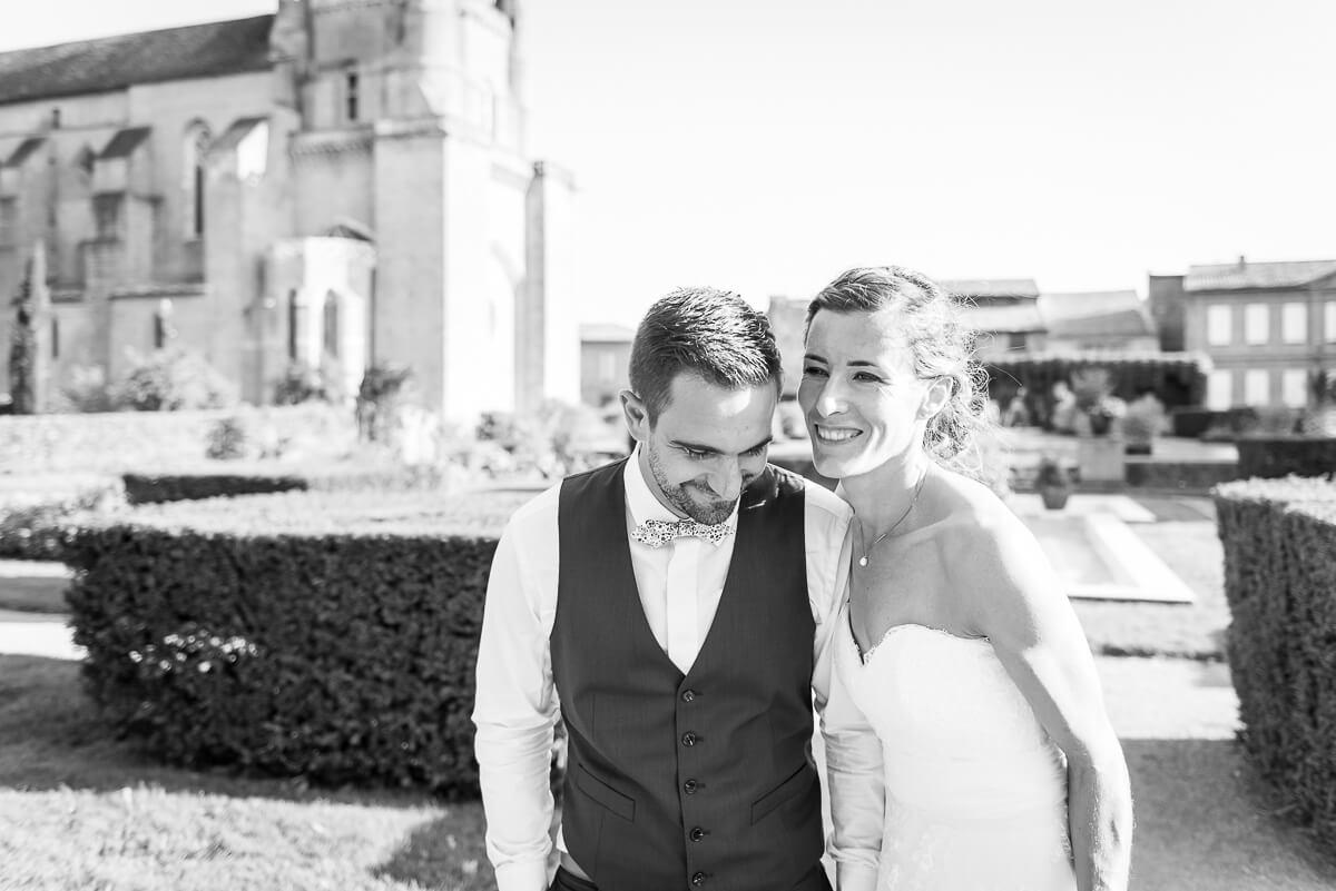 Mariage à Lavaur dans le Tarn, lieu de réception au Château La Guiraude, Christelle Lacour Photographe