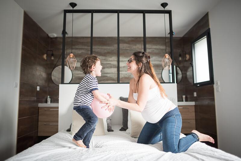 Shooting photo grossesse : <br> Quelques conseils pour se sentir à l'aise