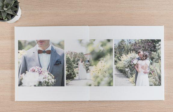 Votre album de mariage de qualité
