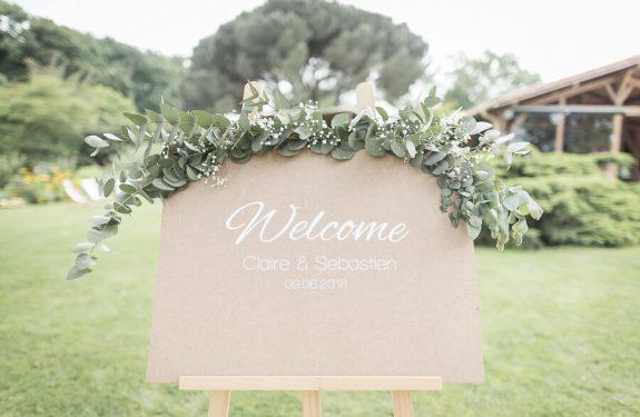 Se marier dans une grange : les Jardins de Coursiana, mariage champêtre chic