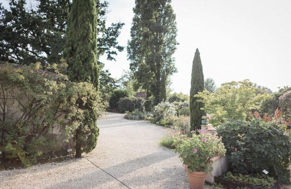 Se marier dans une grange : les Jardins de Coursiana