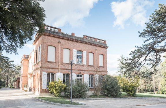 Se marier à Toulouse : le Château du Domaine de Montjoie