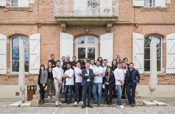 Se marier à Toulouse : l'équipe du Domaine de Montjoie