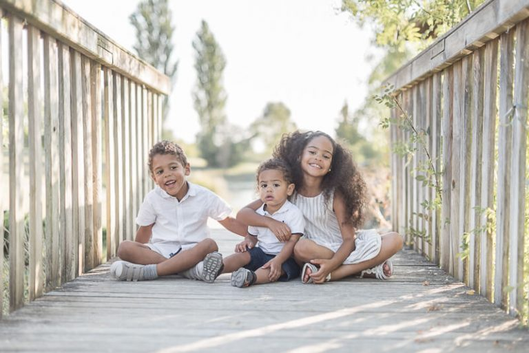 Des photos de famille à Toulouse
