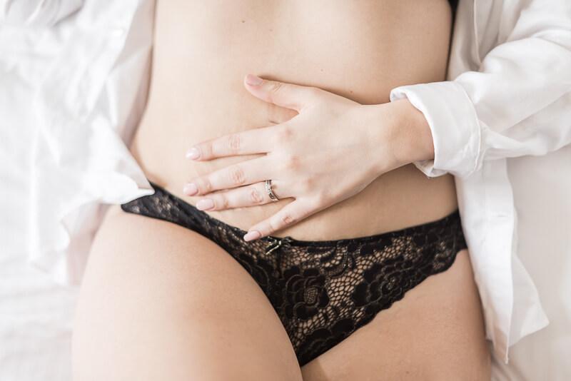 Séance photo en lingerie à Toulouse