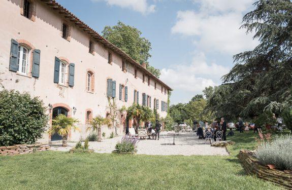 Gîte de charme au Domaine du Beyssac à Cintegabelle