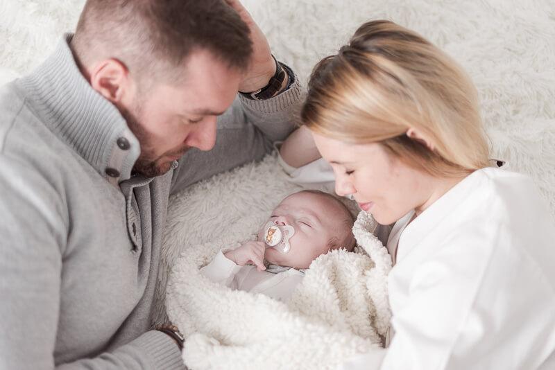 Photographe de bébé et de famille à Toulouse