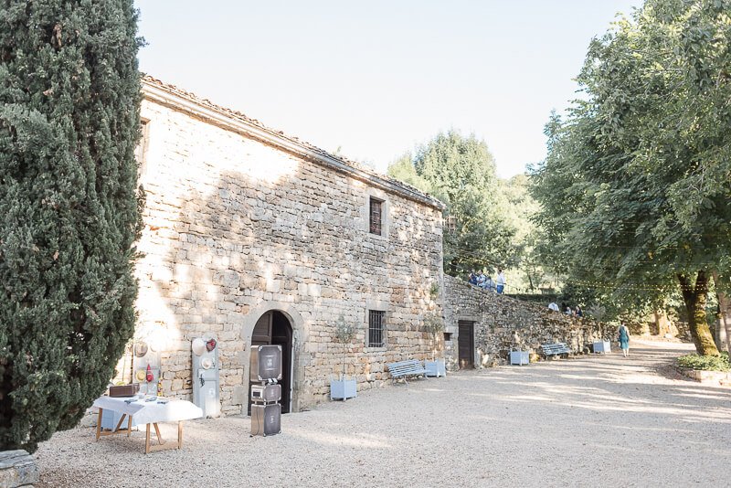 Mariage au Château de Cas à Espinas