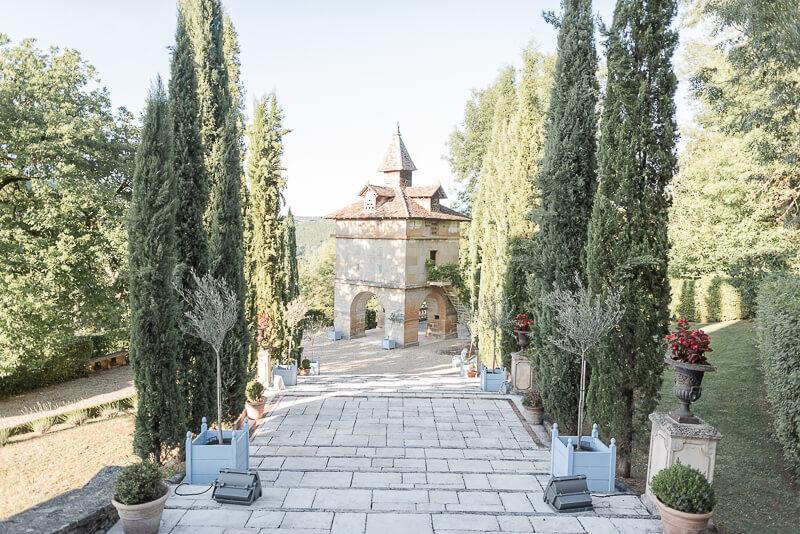 Le pigeonnier du Château de Cas