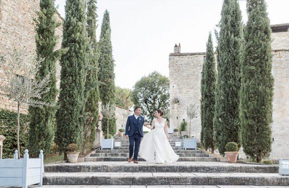 Se marier au Château de Cas