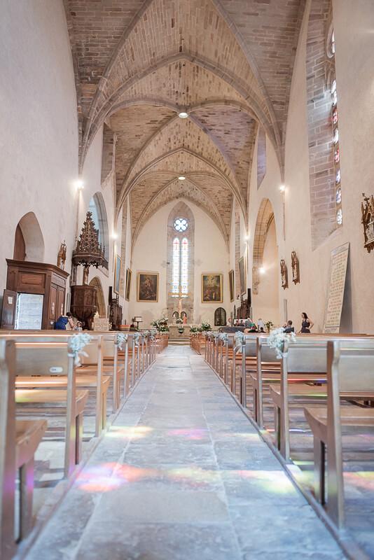 Photographe de mariage dans l'Aveyron à Najac