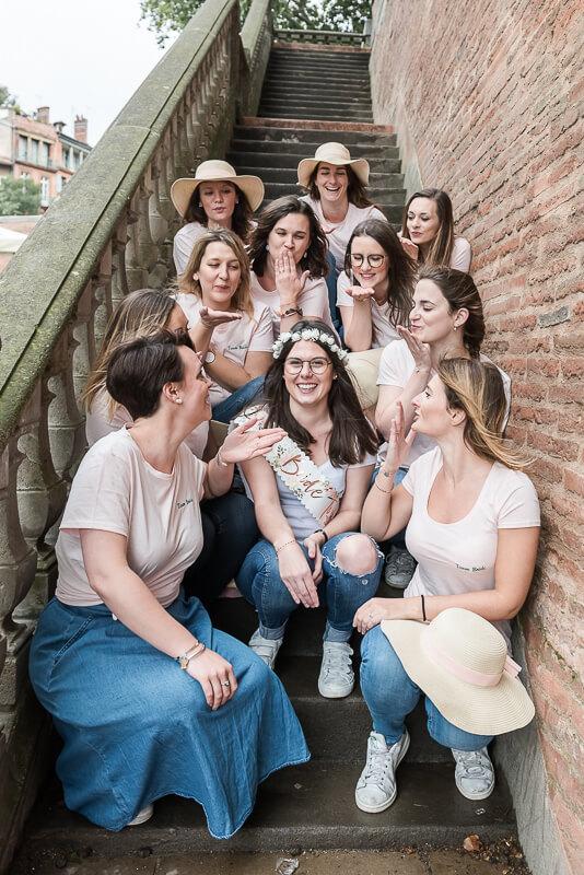 Idée d'activité pour organiser un EVJF à Toulouse : une séance photo