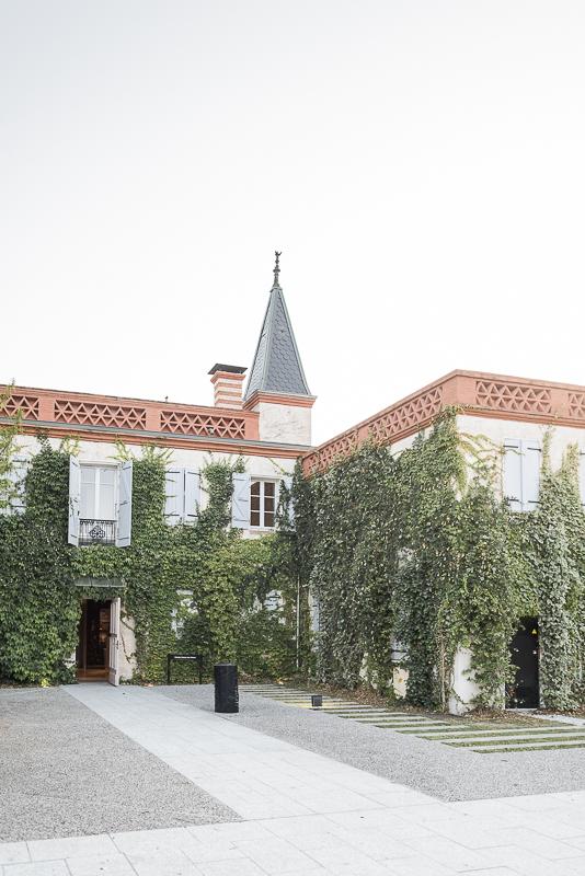 Se marier au Manoir du Prince, la sublime façade du Manoir