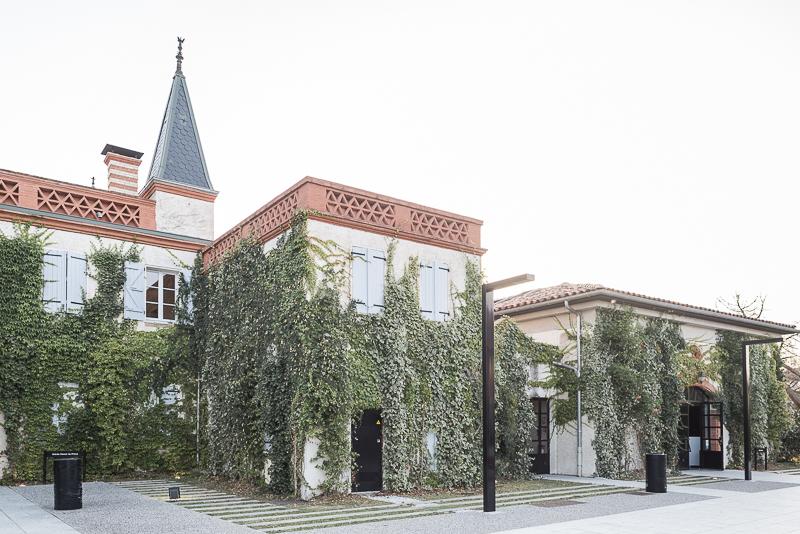 Se marier au Manoir du Prince à Toulouse, photo de la façade du Manoir