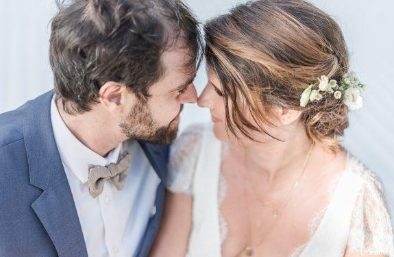 Photographe de mariage à Toulouse - mariage intimiste au Domaine de Gailhaguet