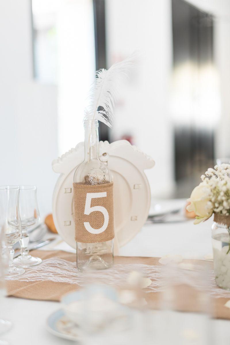 Photographe de mariage à Toulouse au Manoir du Prince Christelle Lacour Photographe, la décoration de table or et argent