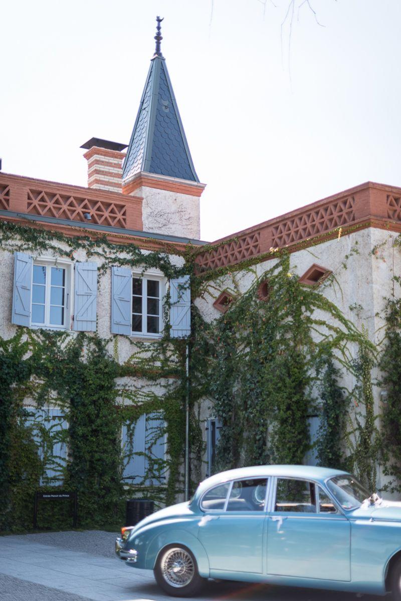 Photographe de mariage à Toulouse au Manoir du Prince Christelle Lacour Photographe