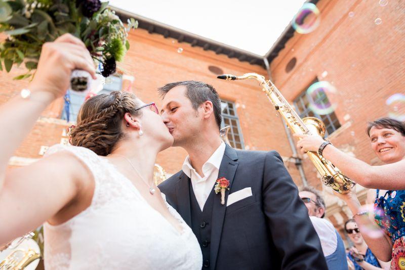 Mariage sur le thème de la musique à Toulouse - Christelle Lacour Photographe
