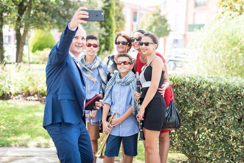 Photographe de mariage thème musique à Toulouse - Christelle Lacour Photographe