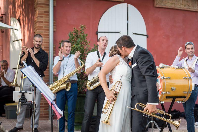 Photographe de mariés musiciens - Christelle Lacour Photographe