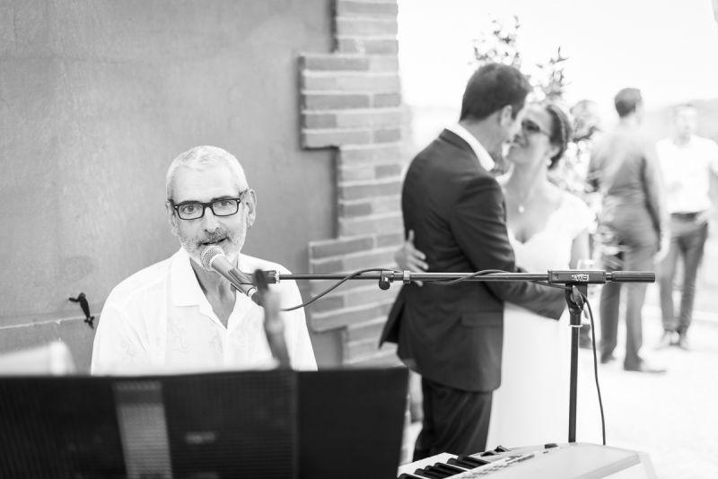 Chanson en hommage aux mariés - Christelle Lacour Photographe